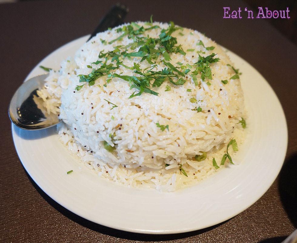 Palki Restaurant - Coconut Rice