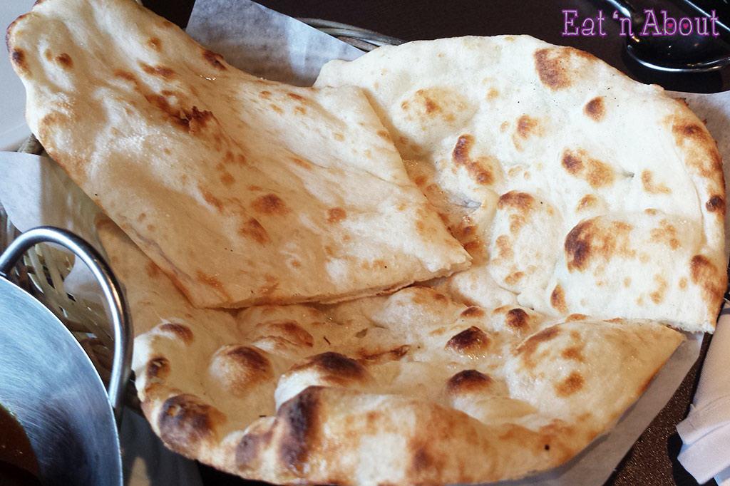 Palki's Restaurant - Naan