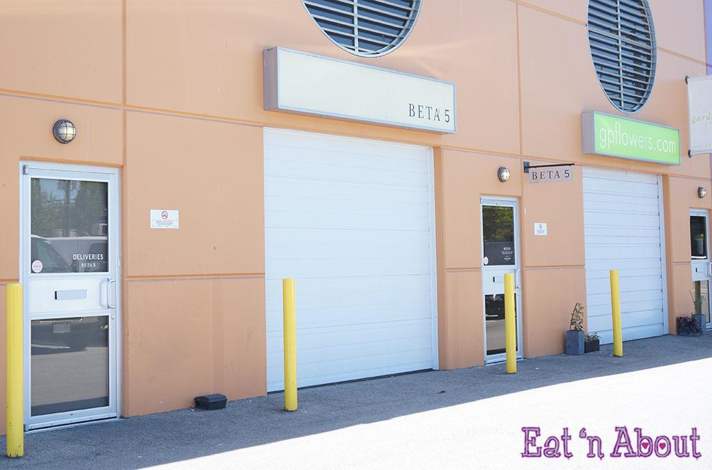 Beta5 - Entrance