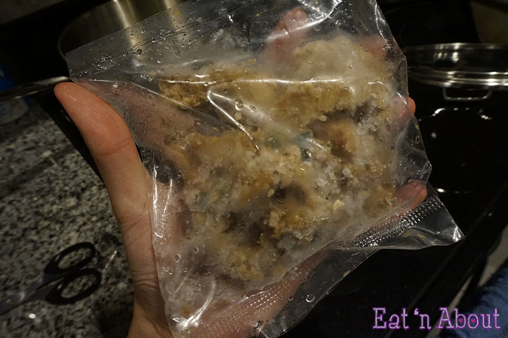 Trader Joe's Spicy Thai Shrimp Fried Rice - frozen shrimp