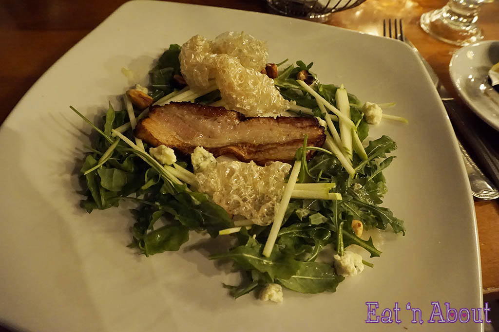 Shaughnessy Restaurant - Crispy Pork Belly