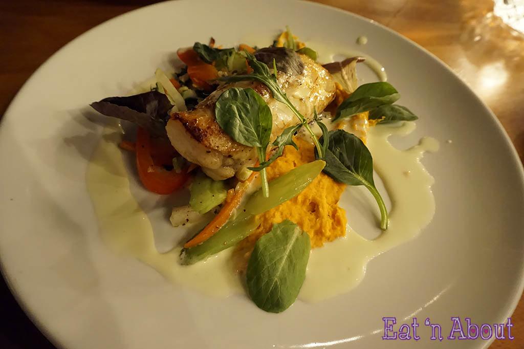 Shaughnessy Restaurant - Pan Roasted Monkfish