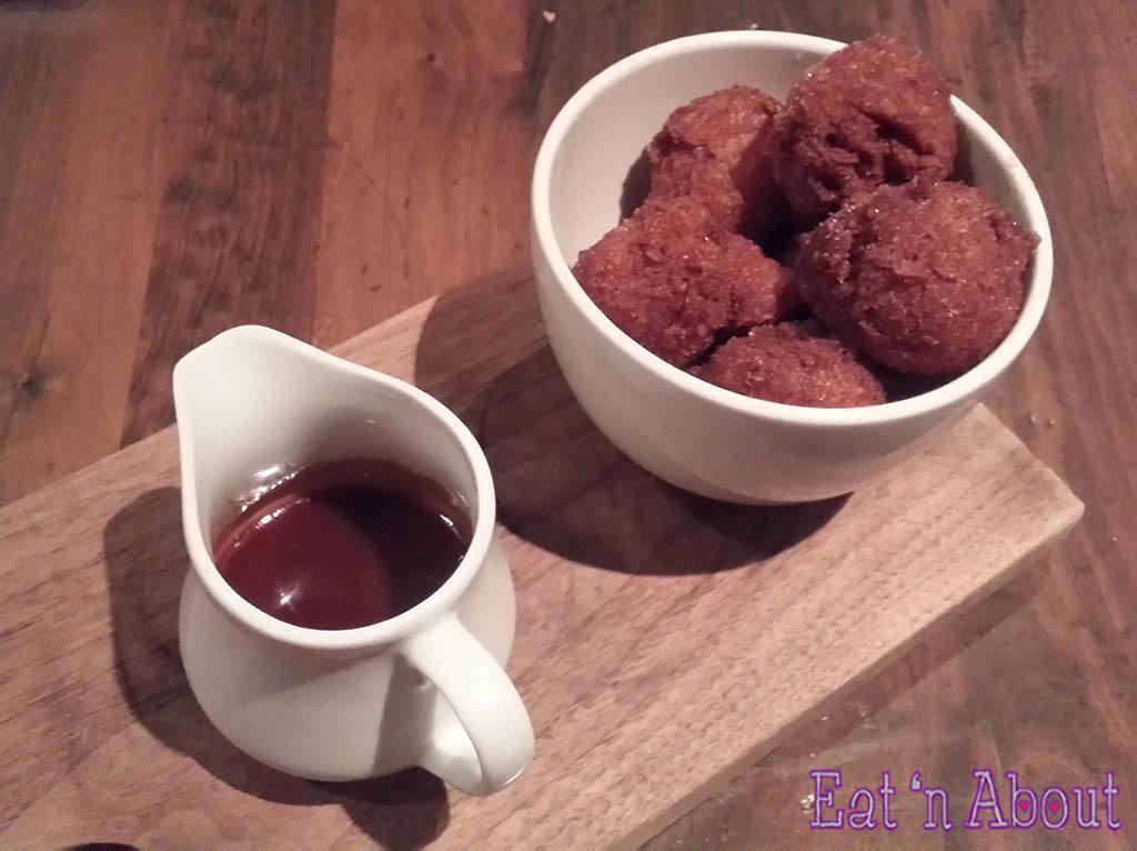Tuc Craft Kitchen - Doughnuts