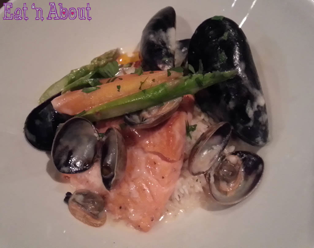 Tuc Craft Kitchen - Pacific Seafood Stew