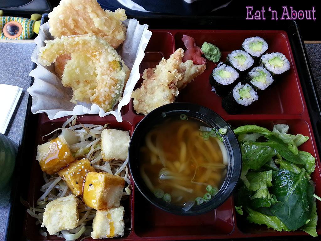 Okonomi Sushi - Lunchbox E