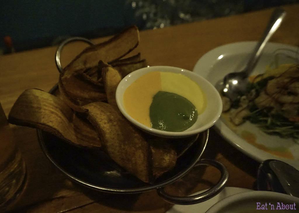 Chicha Plantain Chips