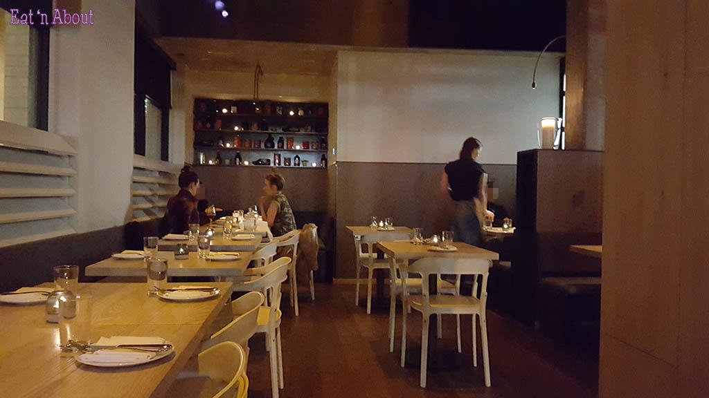 Juniper Restaurant dining room