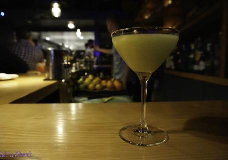 L'Abattoir Avocado Gimlet