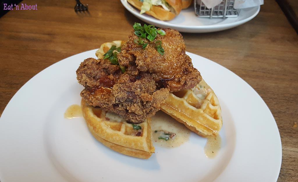 Chewies Chicken and Waffles