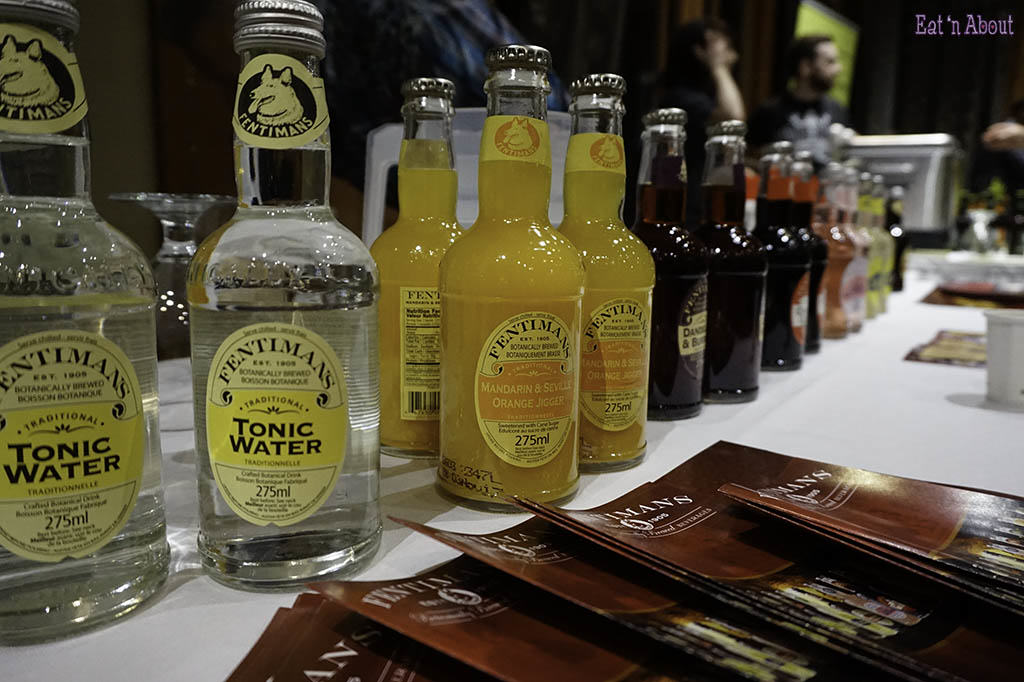 Coquitlam Craft Beer Festival - Fentimans Botanically Brewed Beverages