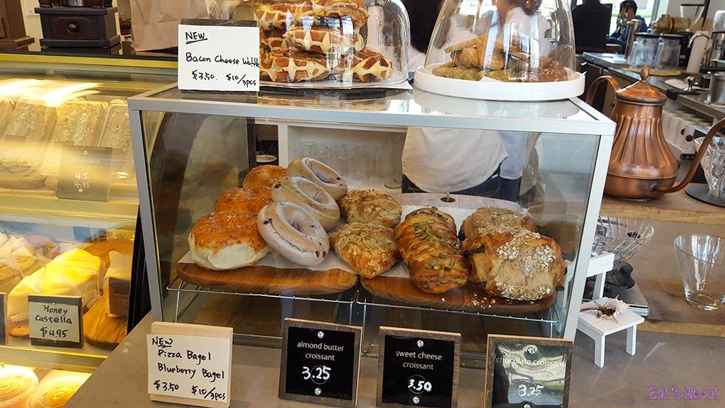 Fondway Cafe - Baked Goods
