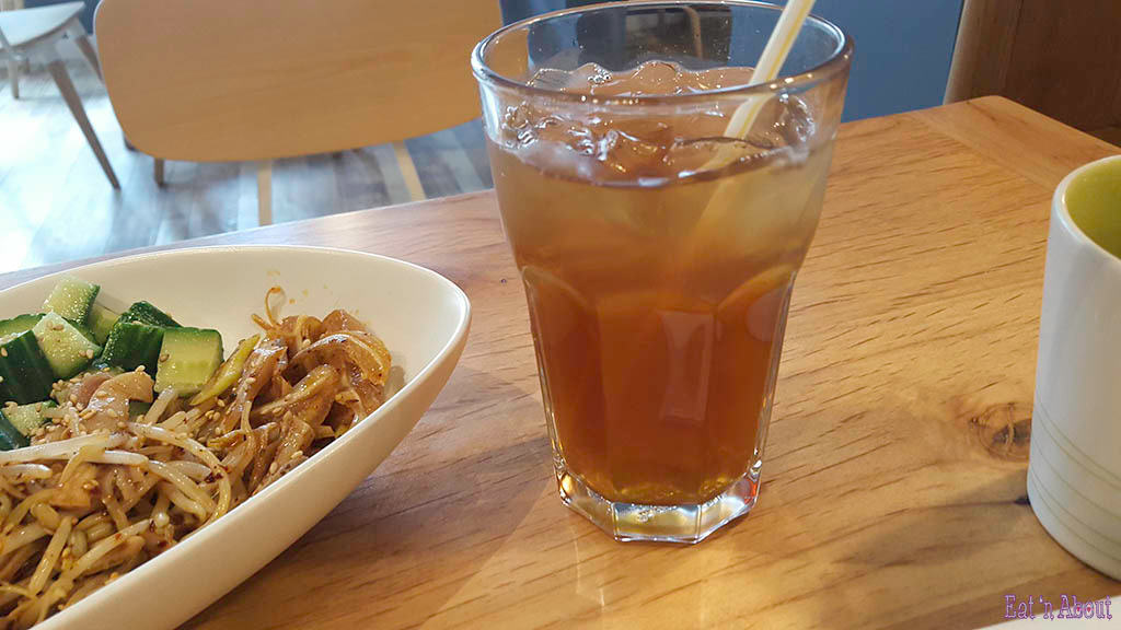 Mr. Chili Noodle House Iced Tea
