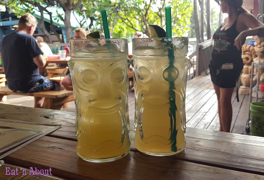 South Shore Tiki Lounge - Happy Hour Margarita