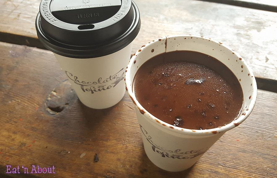Chocolate Tofino - Chocolate Elixir