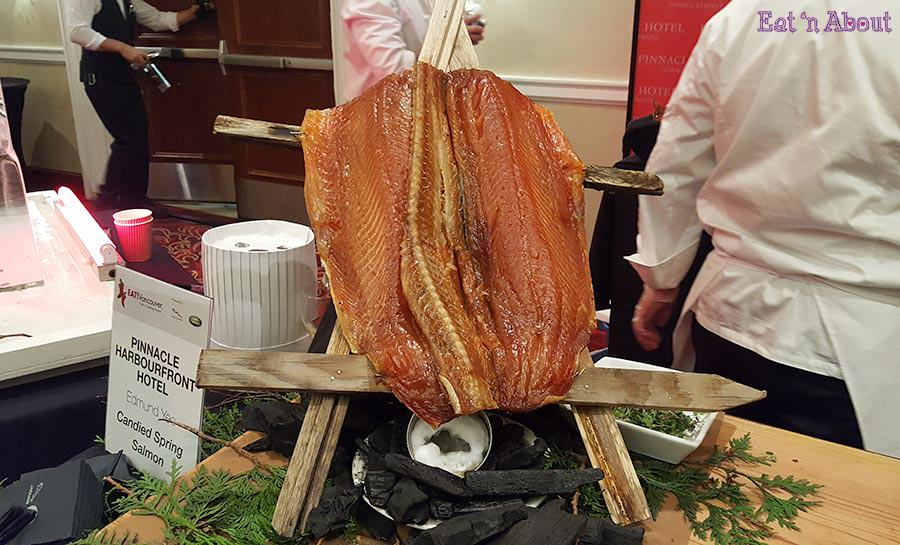 EAT! Harvest - Candied Spring Salmon
