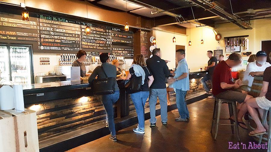 Maui Brewing Company Tasting Room