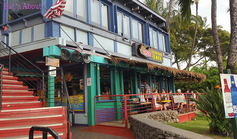 Fred's Mexican Cafe - Kihei, Maui