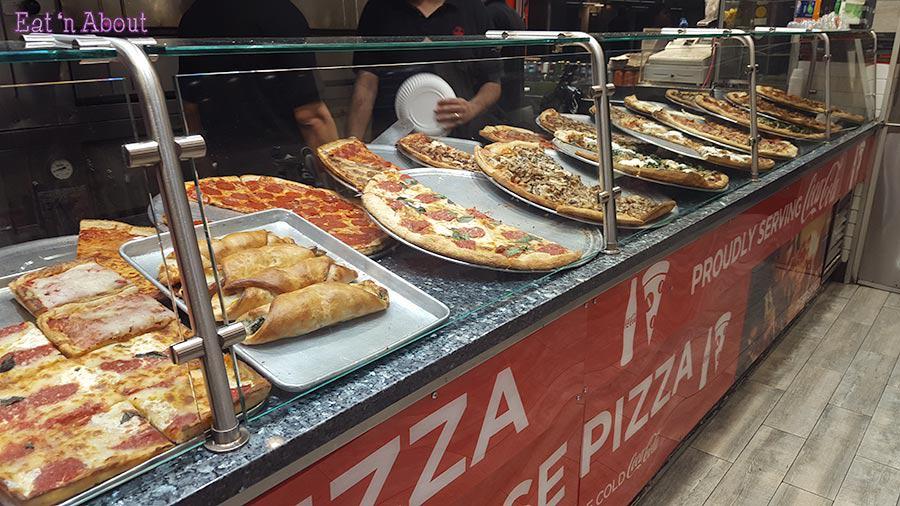 Rose's Pizza - New York