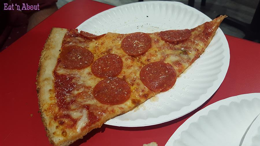 Rose's Pizza - Pepperoni