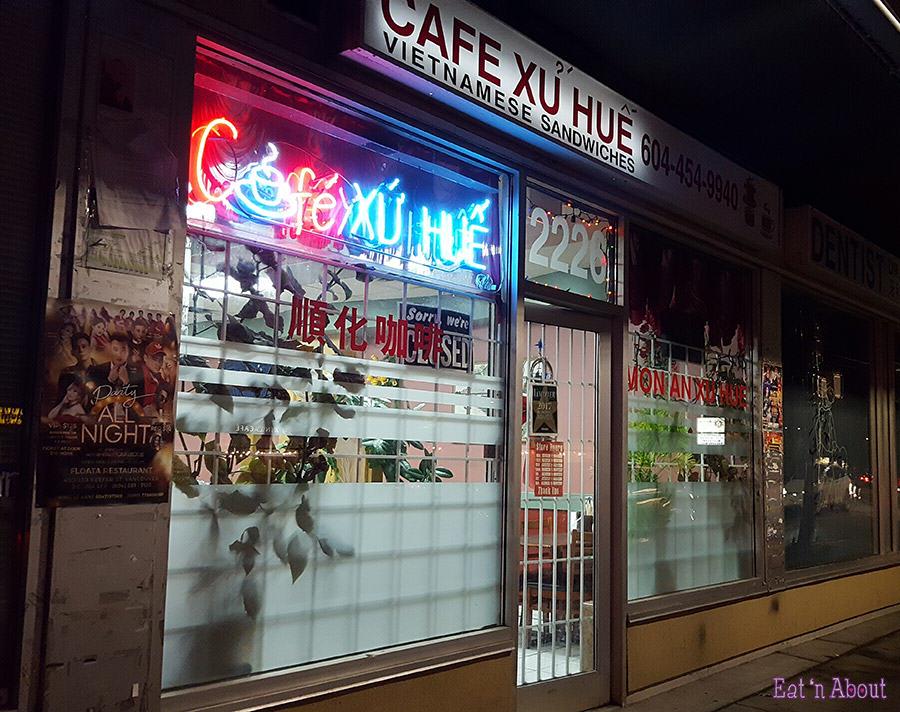 Cafe Xu Hue
