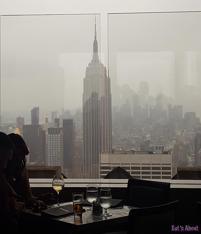 Bar SixtyFive - Lounge view