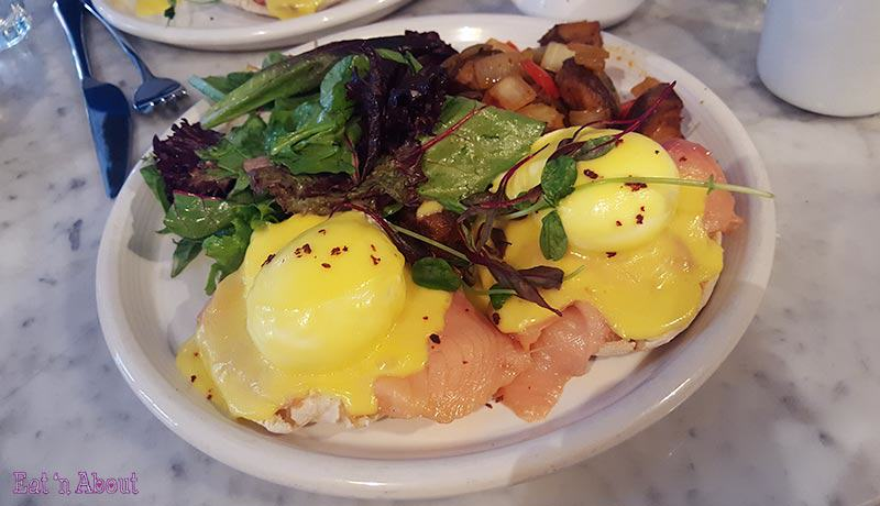 The Black Derby - Scandinavian Benedict