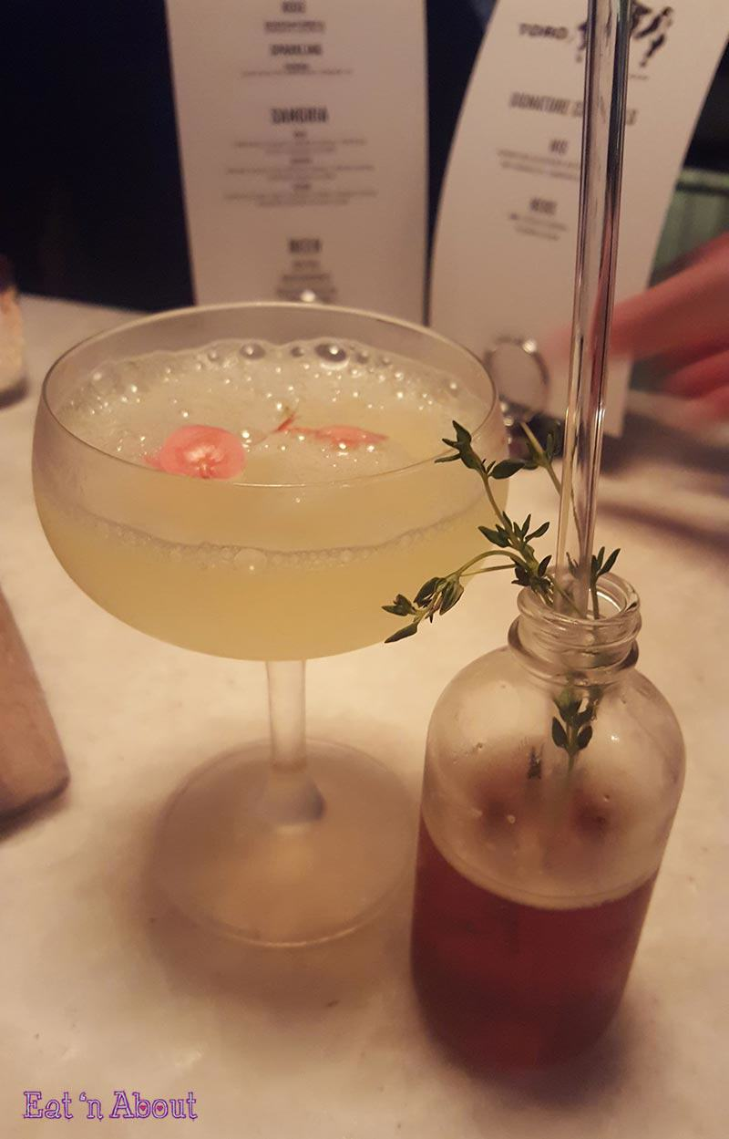 """Toro NYC - """"HERS"""" & """"HIS"""" cocktails"""