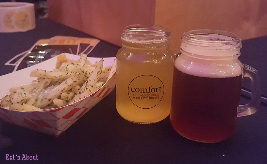 Seattle Wine and Food Experience - Comfort