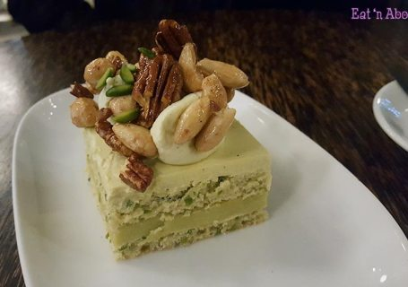 Thierry Chocolates - Pistachio Opera Cake