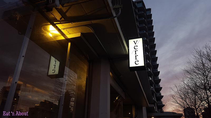 Verre Restaurant