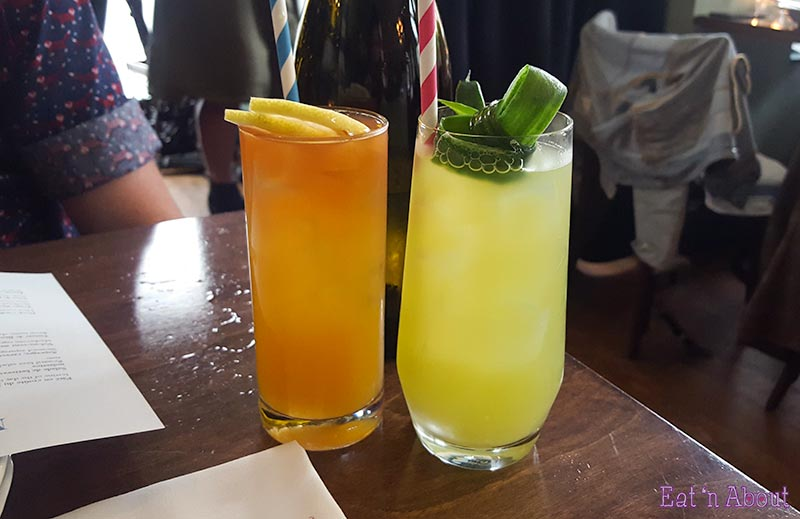St. Lawrence Vancouver - Cocktails