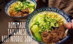 Instant Pot Taiwanese Beef Noodle Soup Recipe