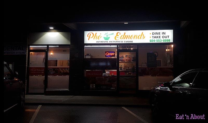 Photo of Pho Edmonds