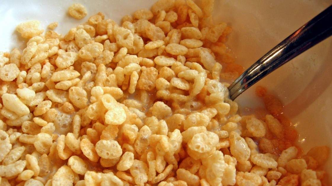 Marshmallow Krispies Rice Chocolate And Cereal