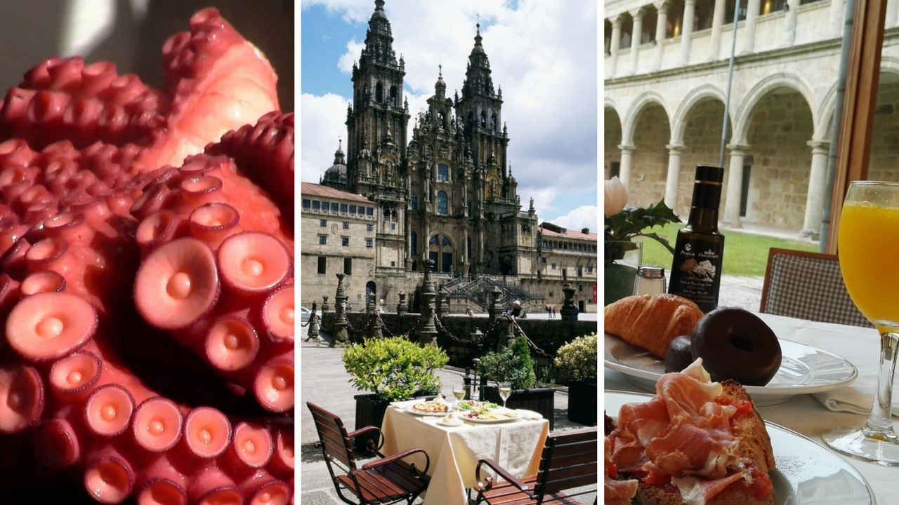 galicia the culmination of the Camino