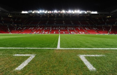 Old Trafford's electrical fire
