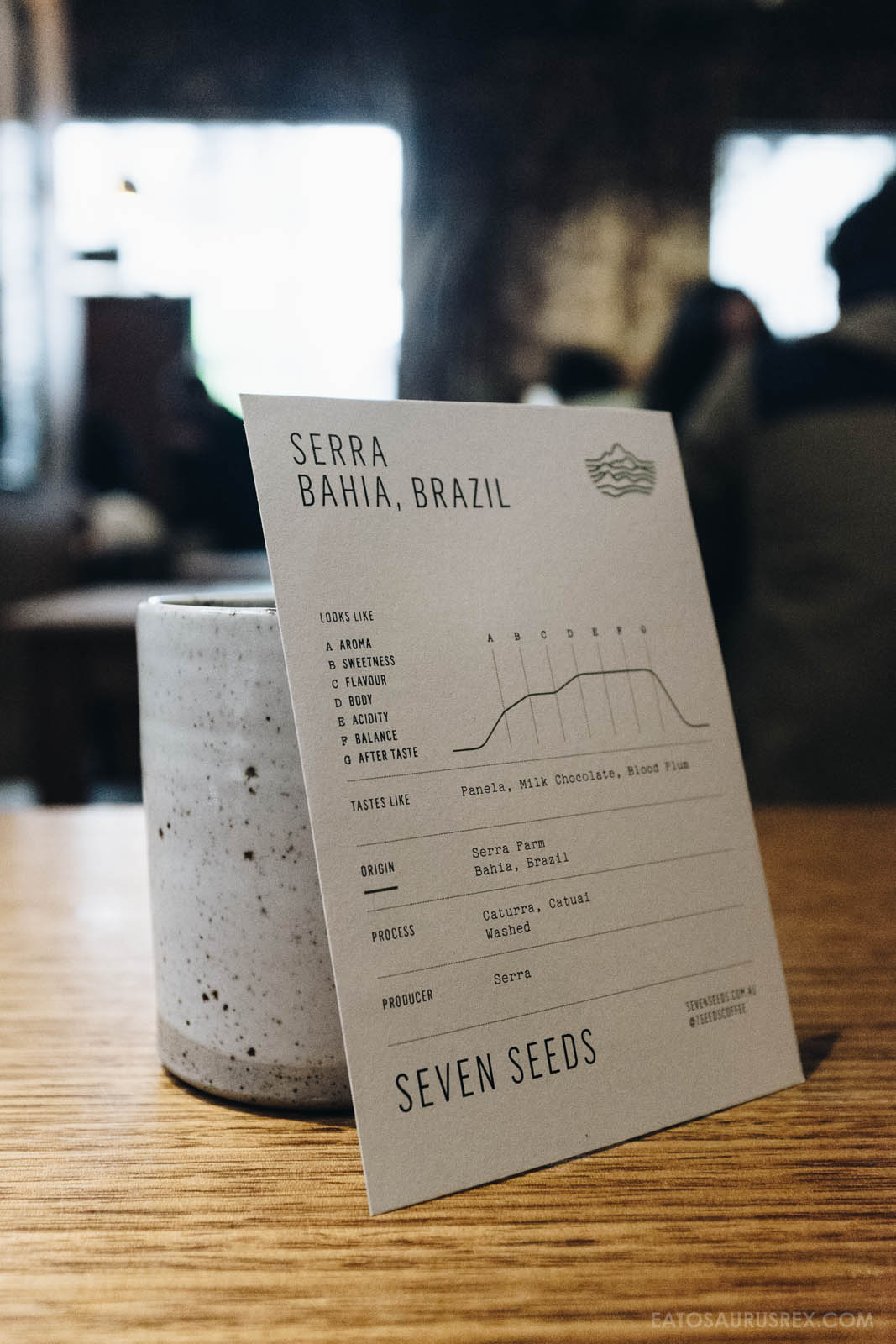Seven Seeds Review and Photos  Melbourne Australia