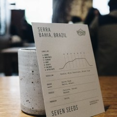 Coffee Bar In Kitchen Cheap Gadgets Seven Seeds Review And Photos - Melbourne, Australia ...