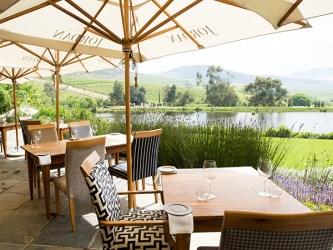 The 23 best restaurants in Stellenbosch Eat Out