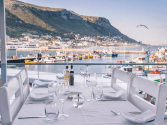 12 restaurants in Cape Town with epic views
