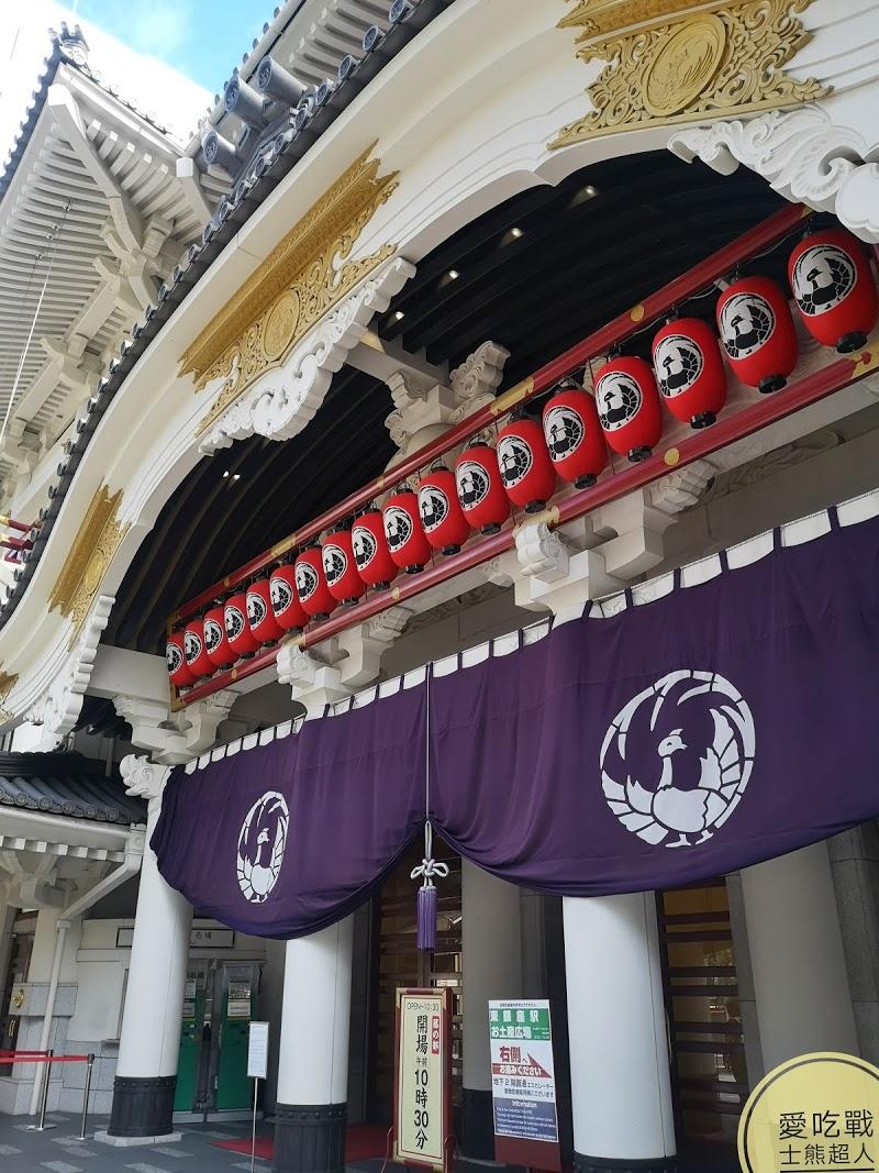 。東京 銀座。歌舞伎座:好逛好拍好吃的歌舞伎座(Kabuki-za)+小秘境-屋上庭園