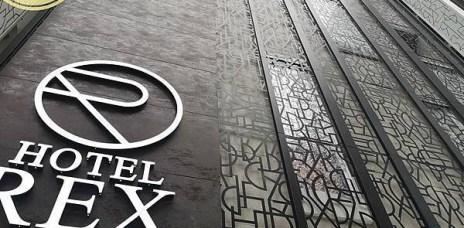 。東京 住宿。HOTEL REX Akasaka:設計感十足、設備新穎的赤坂飯店