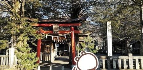 。山梨縣 河口湖。忍野村淺間神社:忍野八海的守護神,超過千年的神社