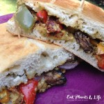 Razzle-Dazzle Roasted Vegetable Sandwiches