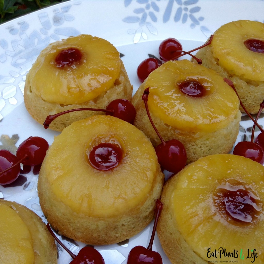 Pineapple Upside-Down Mini Cakes