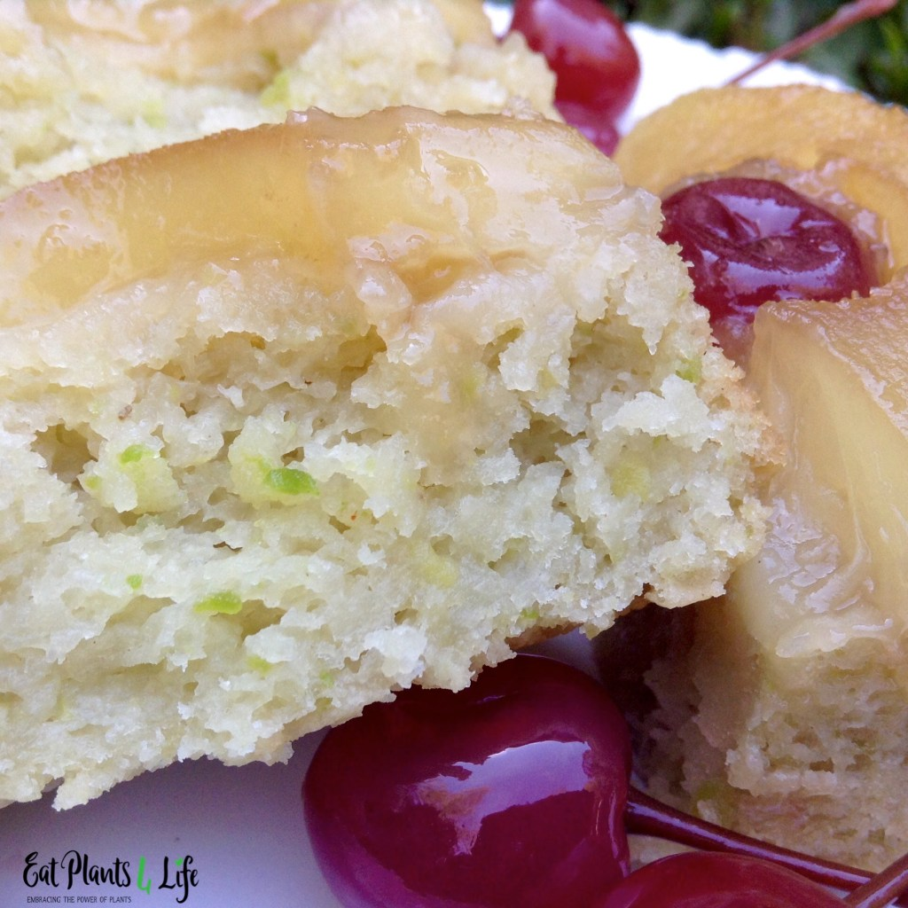 Pineapple Upside-Down Mini Cakes 2