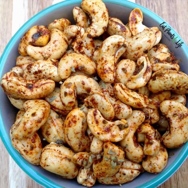 Spiced Cashews3