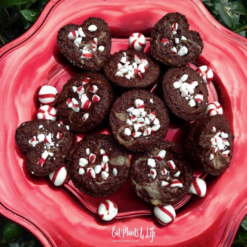 Peppermint Brownies6