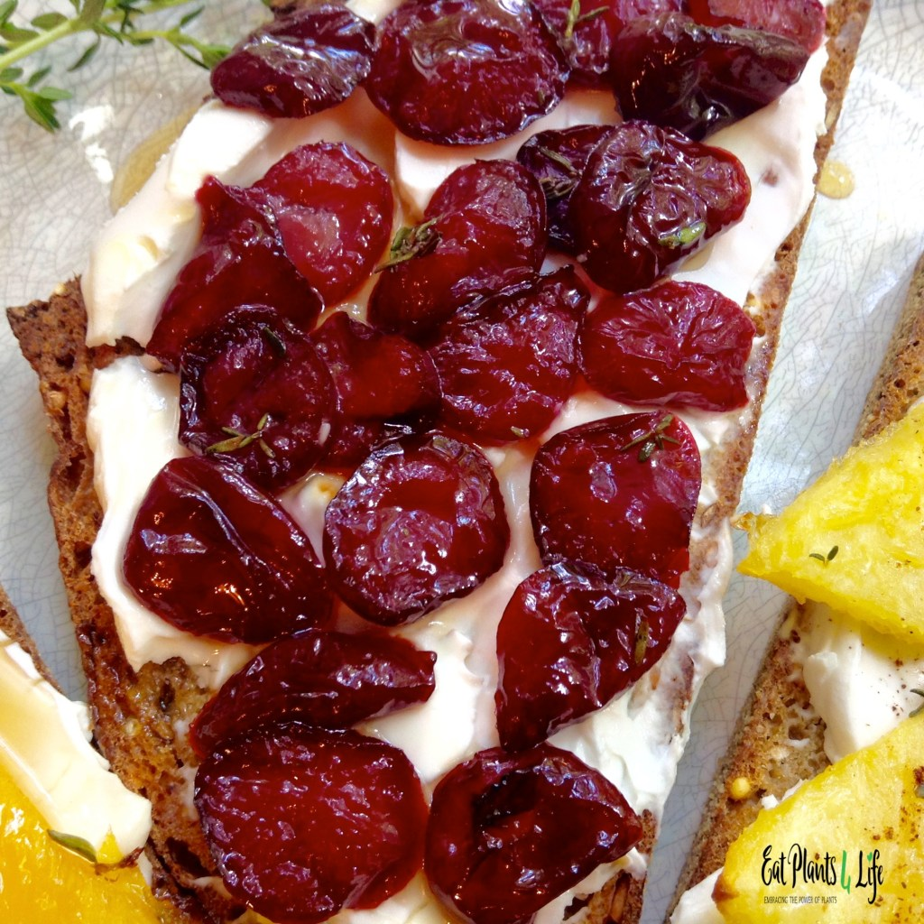 Roasted Fruit Spread