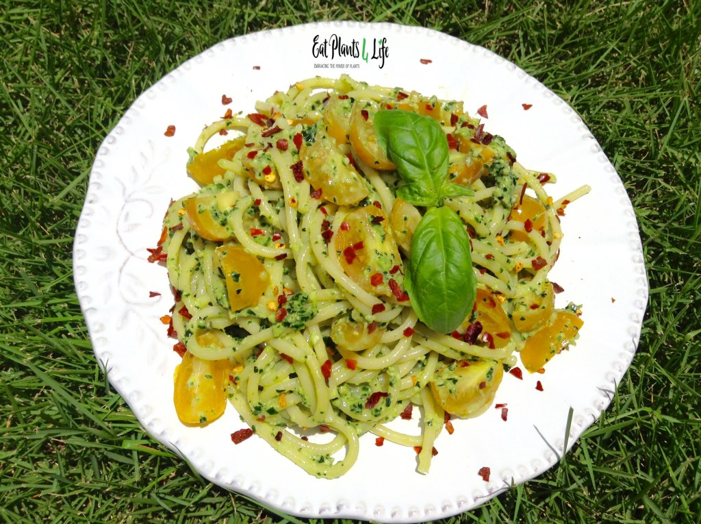 Kale Yeah Pesto